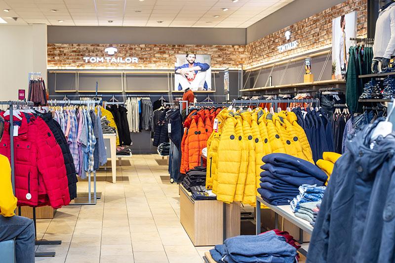 Herrenkleidung Markenstore